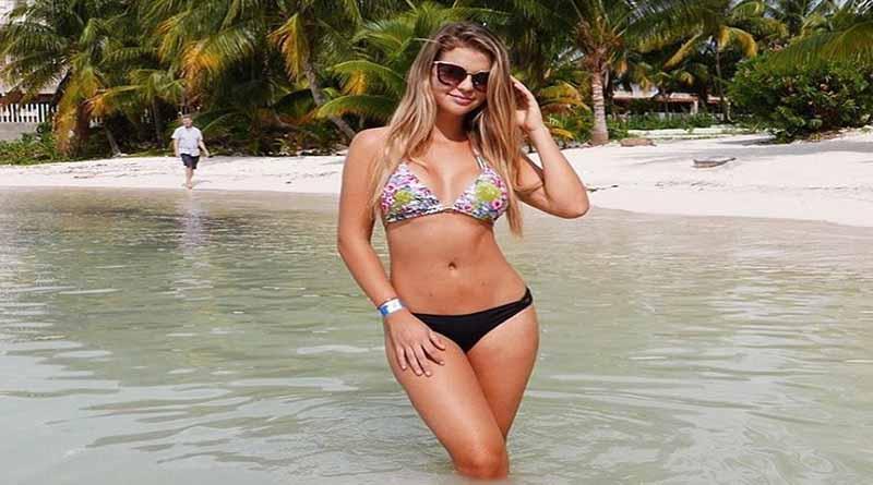 Brunella Horna confirmó que estuvo en Brasil con Paolo Guerrero