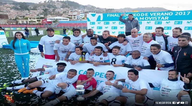Melgar: Se proclama campeón del Torneo de Verano