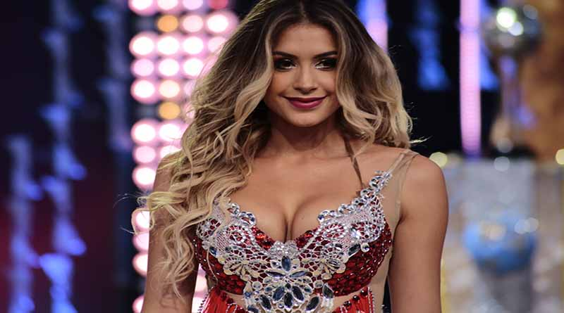 Milett Figueroa: Recibe sorpresa de amor en 'El gran show' (FOTOS)