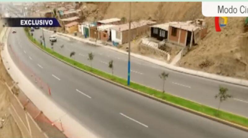 Callao: Congestionada Av. Gambetta está sobrevalorada