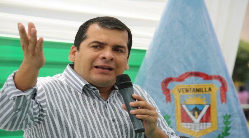 Omar Marcos, alcalde de Ventanilla tiene desbalance de 460 mil soles