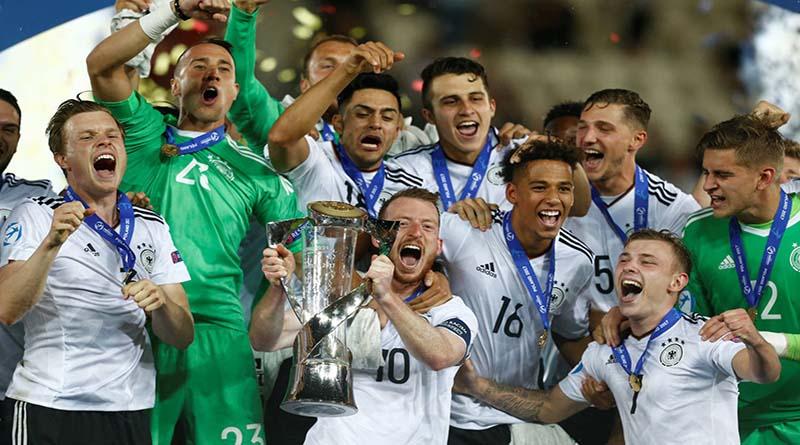 Alemania derrota a Chile y se corona campeón de la Confederaciones