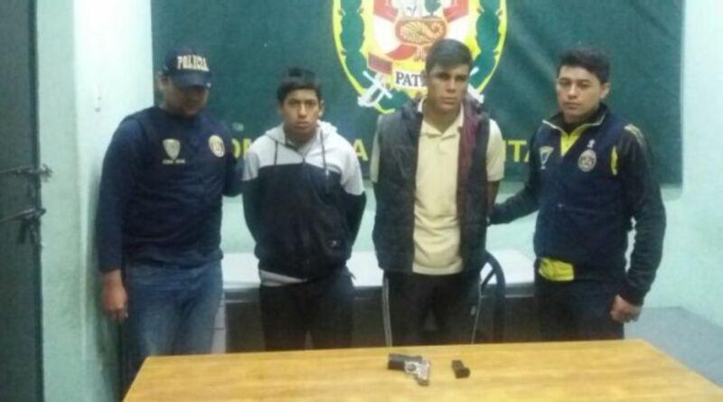 Tras feroz balacera capturan a 'Los pistoleros de Ventanilla Alta'