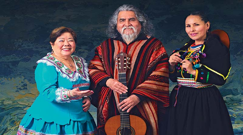 Gran concierto de Manuelcha Prado en Teatro Nacional