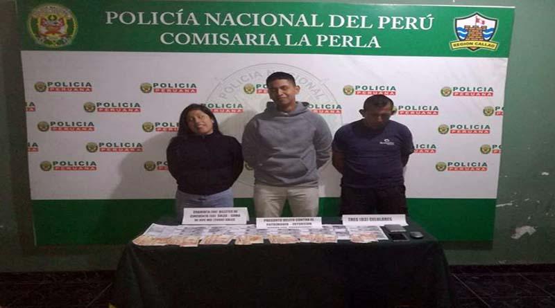 CALLAO: Caen los 'Cazaperros' de La Perla