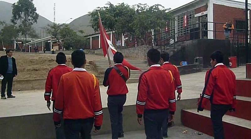 Minedu: Prohíbe formaciones escolares por intenso calor