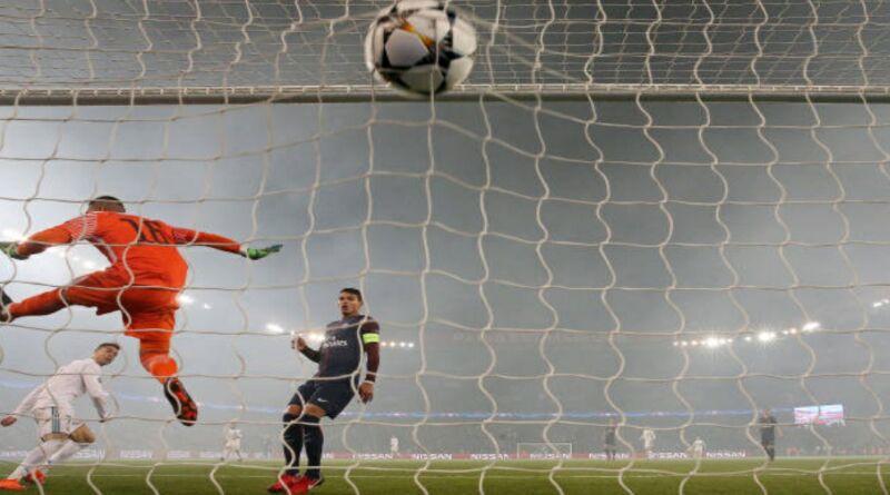 Champions: Real Madrid vence al PSG y avanza a cuartos