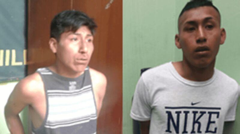 Ventanilla: Capturan a sujetos que asaltaron camión de Ransa (fotos y videos)