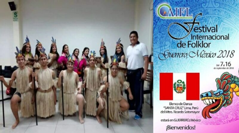 Alumnos chalacos participarán de Festival Internacional de Folklor en México