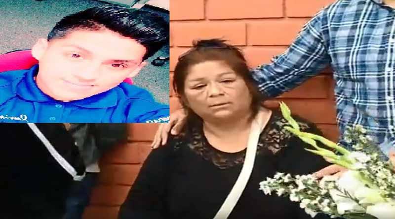 La Perla: Madre de Brayan Atoche exige justicia y culpa a policía borracho