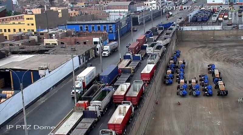 paro de transportistas