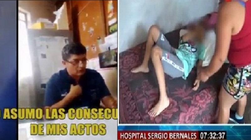 Operan testículo equivocado a niño de 9 años  (Foto y Video)