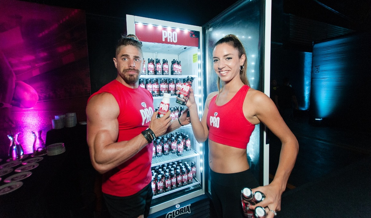Gloria lanza 'PRO' primer batido proteico para deportistas