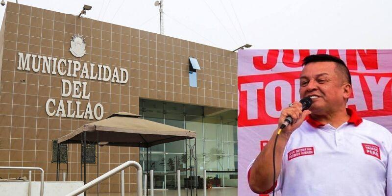 Callao:  Reponen a 2800  extrabajadores de Juan Sotomayor  en municipio