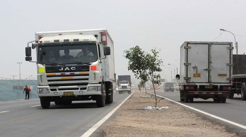 Callao: Ministerio de Transporte reordena el tránsito para ingreso de camiones