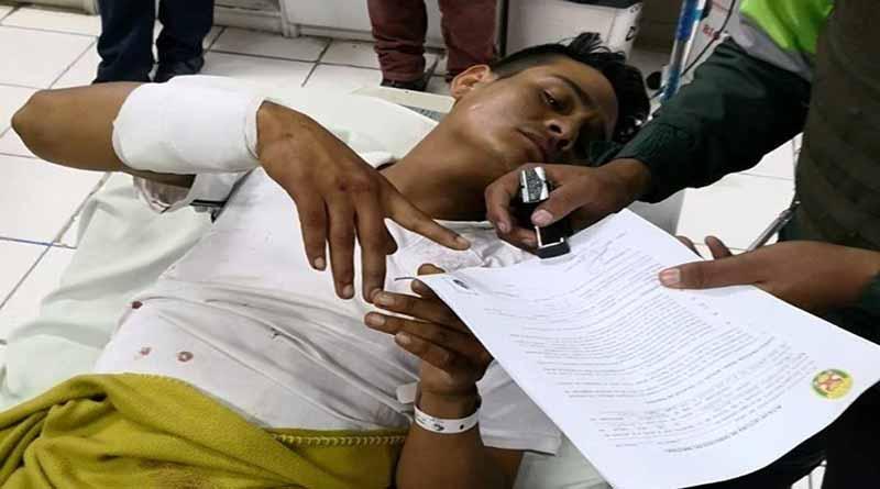 Callao: Capturan a delincuente que asaltó a pasajeros de combi
