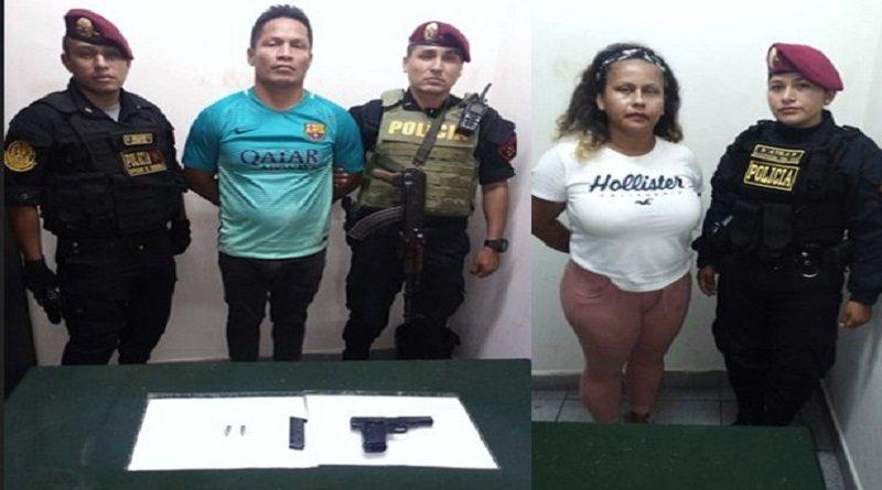 Capturan a peligrosa banda  'Los torpes del Callao' en La Perla