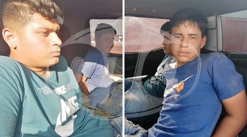 Callao: Venezolanos asaltaban combis con una granada de guerra