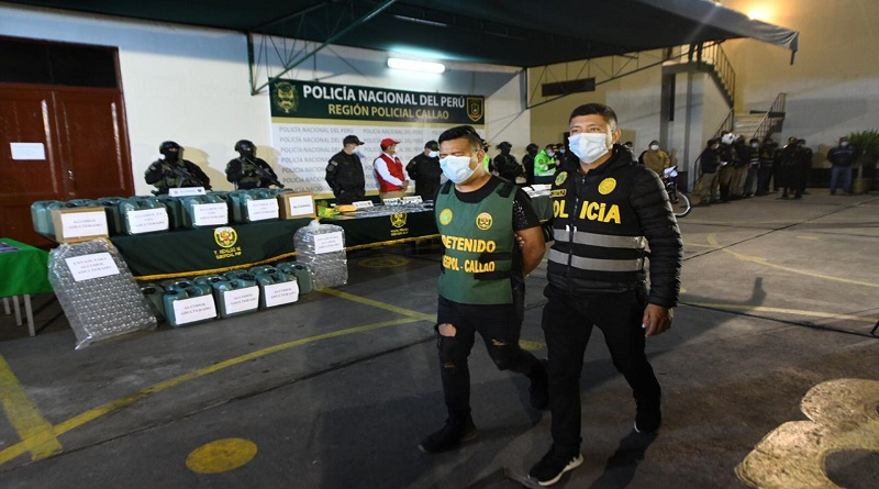 Callao: 200 agentes PNP desarticulan 8 bandas criminales [FOTOS]
