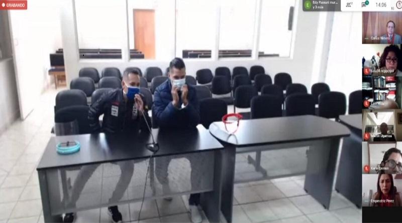 Corte del Callao condena a 30 años de cárcel a ex policías por extorsión