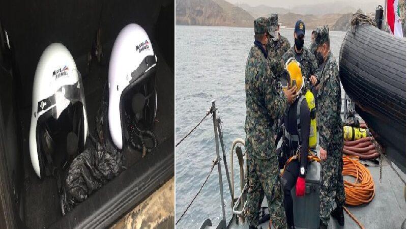 Policía habría encontrado restos de uno de los ocupantes de avioneta desaparecida en San Bartolo