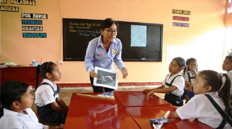Minedu: 1,489 docentes a nivel nacional recibirán bono de 18 mil soles