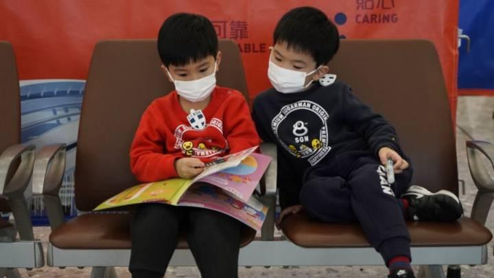 EE.UU: más de 97 mil niños se contagiaron de coronavirus [VIDEO]