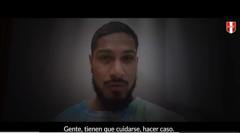 Selección peruana pide a hinchas respetar las normas para ganar al Covid-19 [VIDEO]