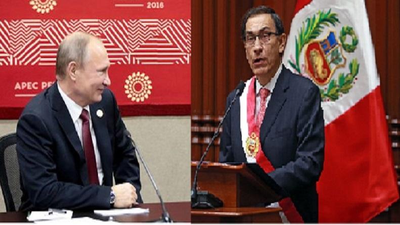 Rusia tocó las puertas a Perú para ofrecer vacuna contra Covid-19