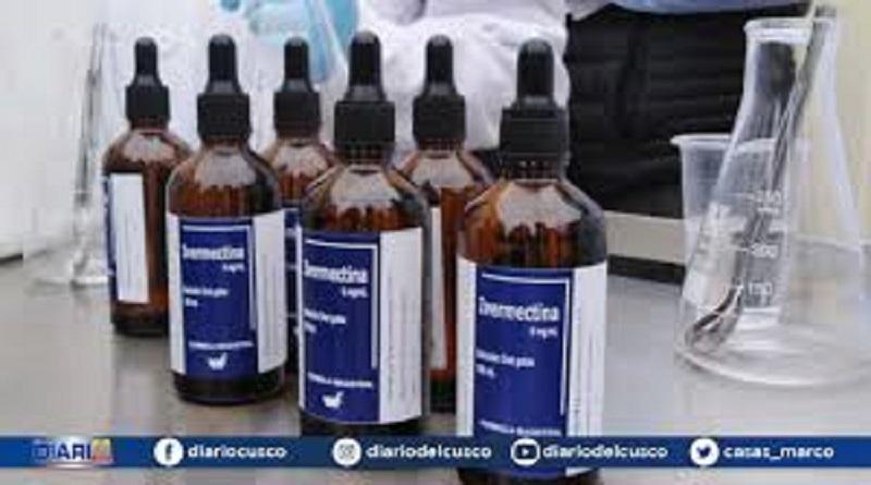 Covid-19: universidad del Cusco producirá ivermectina para pacientes