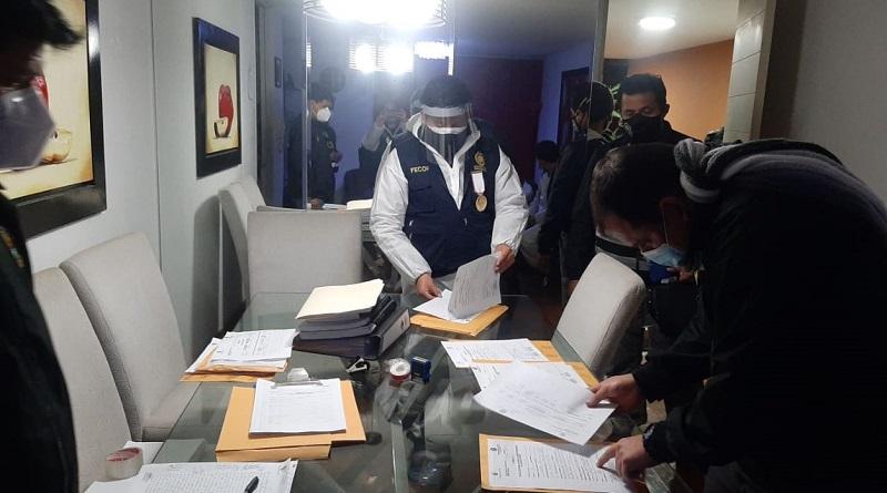 Detienen a policías y proveedores por compra de mascarillas sobrevaloradas