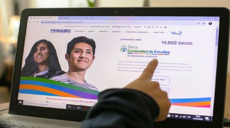 Educación: postula a una de las 10 mil becas para seguir estudiando