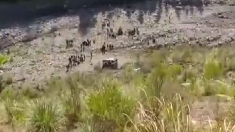 La Libertad: caída de combi a un  abismo deja al menos ocho fallecidos