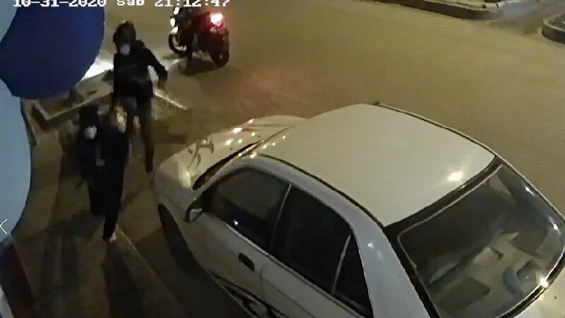 SMP: ladrón le rompe la cabeza a mujer para robarle su teléfono celular