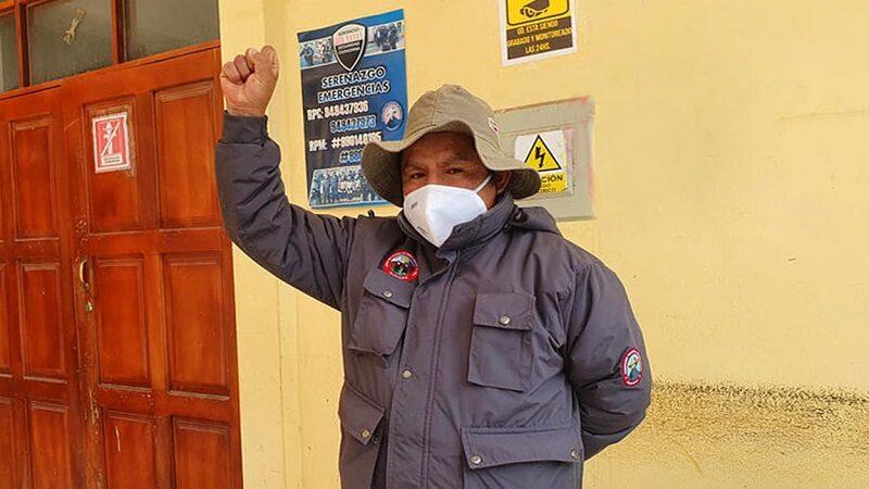 La Libertad: Hijo de presidente de rondas campesinas es secuestrado en Huamachuco