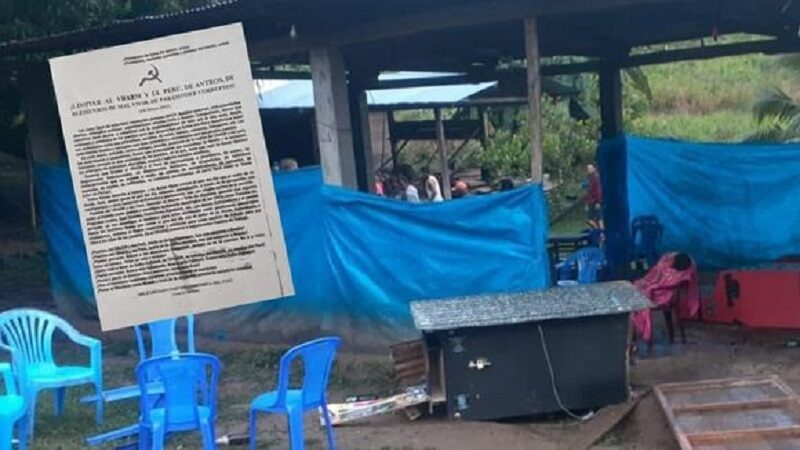 VRAEM: Identifican a los 4 menores asesinados por terroristas
