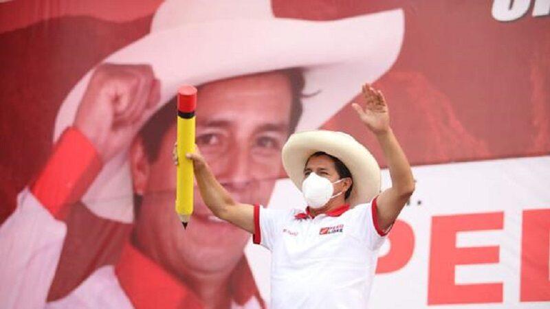 Pedro Castillo eliminará las AFPS y creará «banco de los trabajadores»