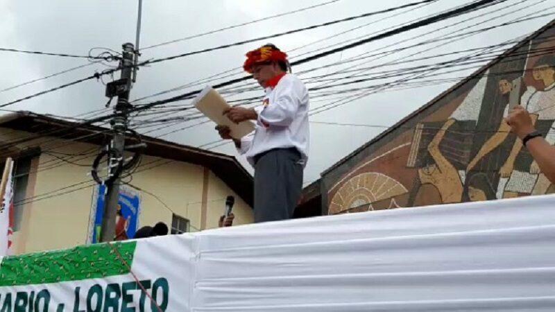 Pedro Castillo: Candidato a la presidencia firmó acuerdo que prioriza la democracia