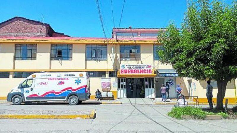 Junín: Madre gestante pierde la vida en ambulancia cuando era llevada de Tarma a Huancayo