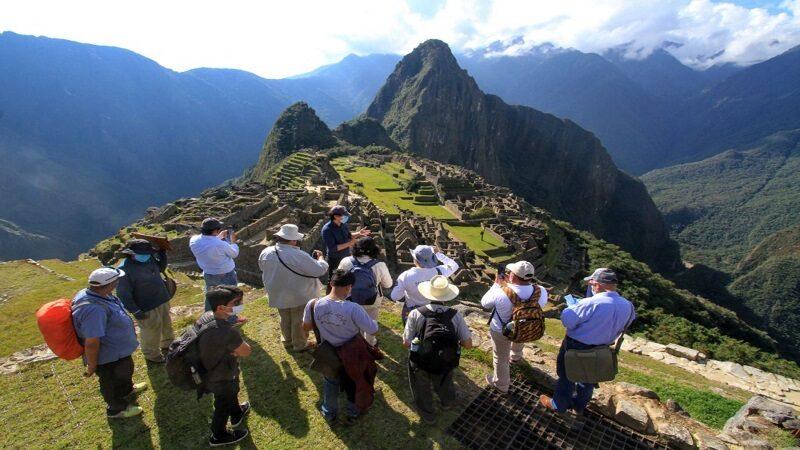 Cusco: Turistas podrán ingresar desde hoy lunes a Macchu Picchu