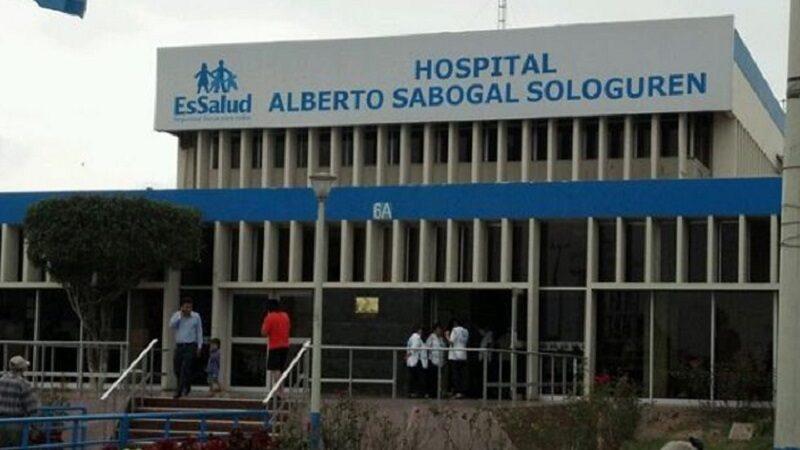 Mujer que contrajo Covid-19 tras ser operada en el Hospital Sabogal requiere cama UCI