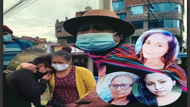 5 miembros de una familia fueron asesinados por terroristas