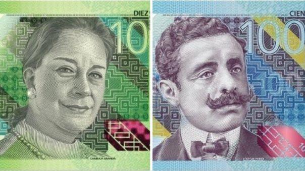 BCR pone en circulación nuevos billetes de 10 y 100 soles