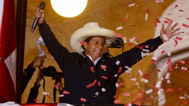 JNE proclama a Pedro Castillo presidente de la República