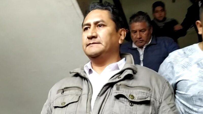 Cerrón presenta nueva hábeas corpus para anular su condena