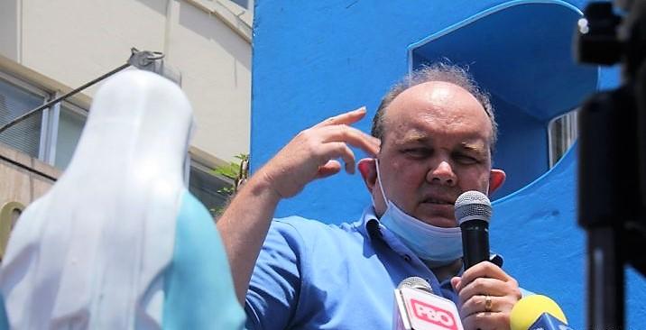 López Aliaga: «Si proclaman a Castillo, su gobierno no será legítimo»