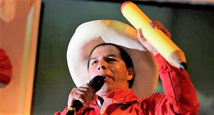Pedro Castillo: «Bloqueo de EE.UU. a Cuba es antihumano e inmoral»