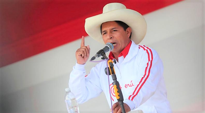 Pedro Castillo propone descentralizar el Ministerio de Economía y Finanzas