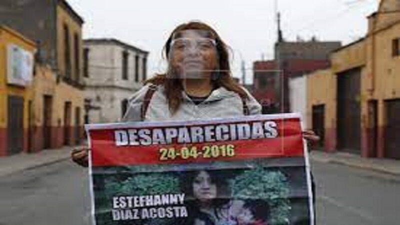 Feminicidio: cada 16 horas desaparece una mujer en el Perú