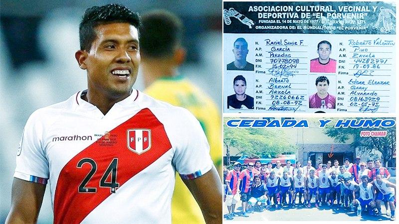 Raziel García: del 'Cebada de Humo' a ser la revelación de la selección peruana